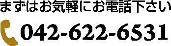 TEL:042-622-6531